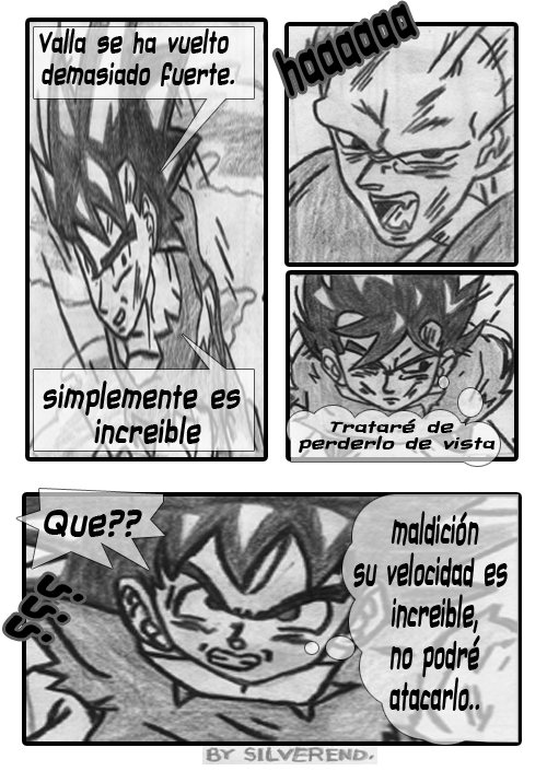 Manga de dragon ball LS -CAPITULO 1-