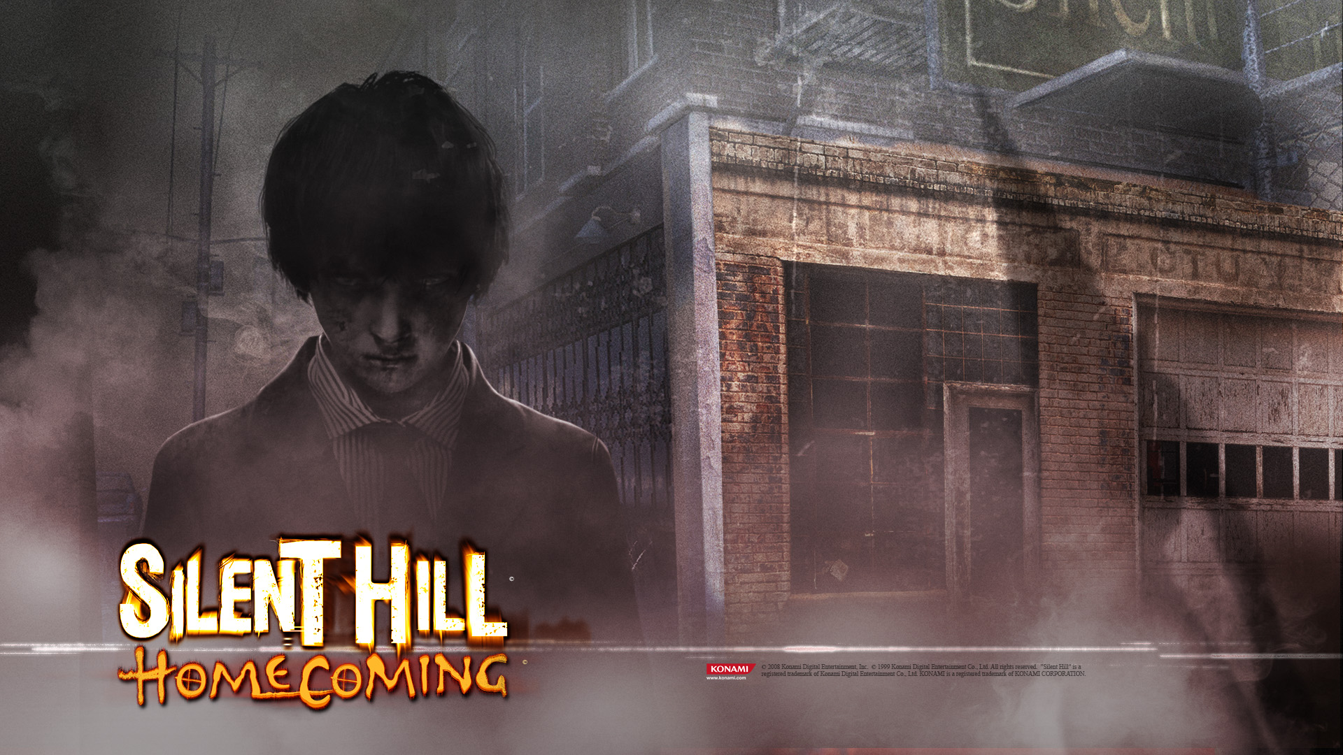 80 wallpapers silent hill y resident evil hd taringa for 80s wallpaper home